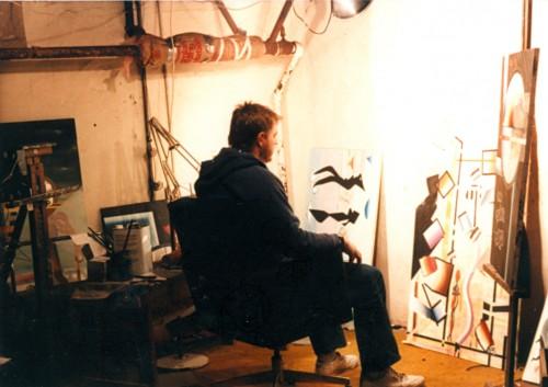 Basement Studio, 1986