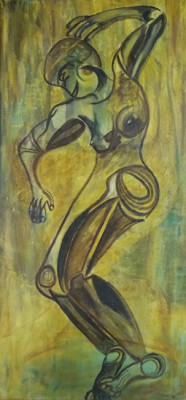 African Dancer 1981